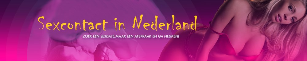 Sexcontact in Nederland